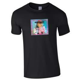 Anima Sound System - Shalom 20th lemezborító póló férfi fekete